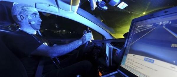La nuit la lumi re bleue au volant centerblog for Lumiere interieur voiture